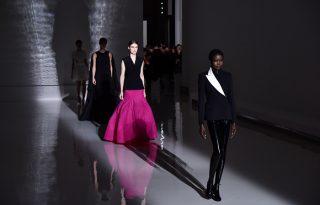Bátor kísérletezés a Givenchy-nél