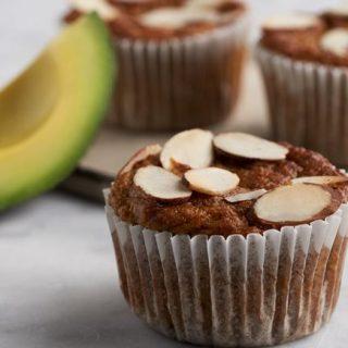 Különleges sütőtökös-avokádós muffin
