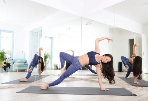 Modern jógaközpont nyílt Budán