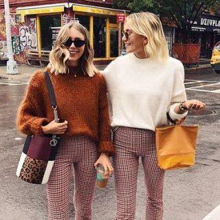 A legjobb kockás nadrágok