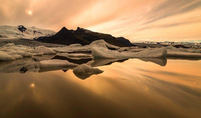 Ez a lélegzetelállító izlandi tó igazi James Bond kedvenc