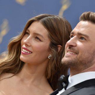 Jessica Biel bealudt a randin, Timberlake pedig lekamerázta