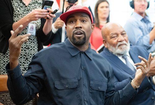 Kanye West egyházat alapít?