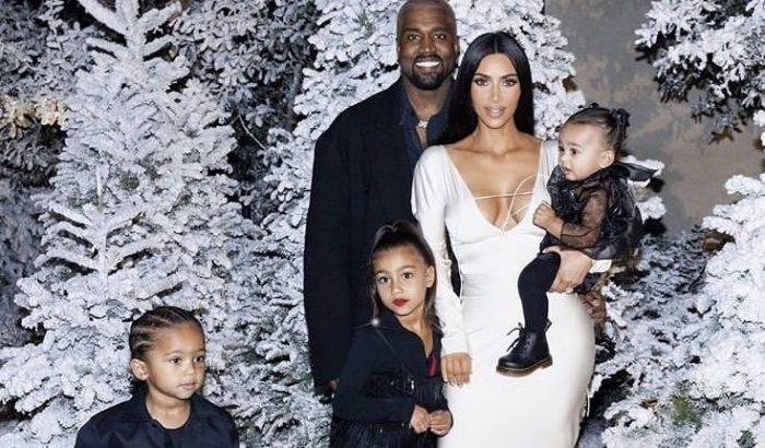 Kim Kardashian és Kanye West negyedik gyerekét várja