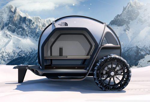Így fogunk a jövőben sátorozni