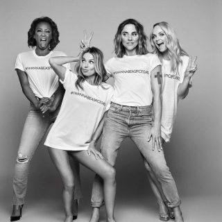Éhbérért készülnek a Spice Girls jótékony pólói