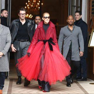 Céline Dion a couture divathét királynője