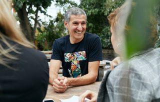 """ÖKO: """"Mindig válasszuk az organikusat, ha van rá lehetőségünk"""" –interjú Seth Goldmannel, a Honest Tea megálmodójával"""