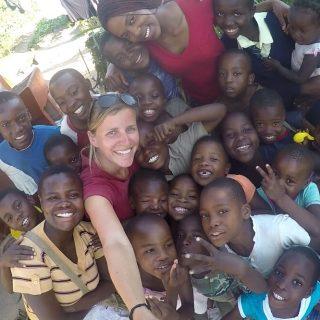 Hétköznapi hősök: Makranczi Ági, az Afrikáért Alapítvány önkéntese