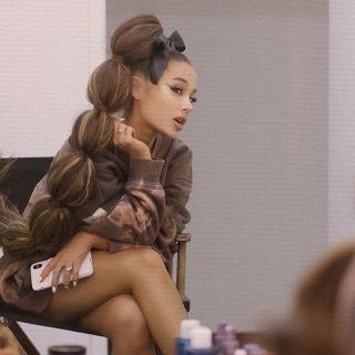 Már 4 millióan lájkolták Ariana Grande gigantikus buborékhaját