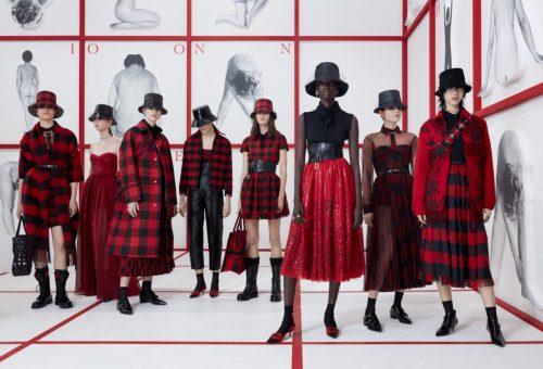 Feminista üzenet a Diortól