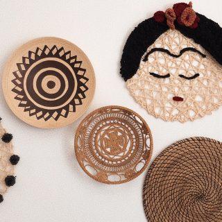 Frida Kahlót a gyerekszoba falára