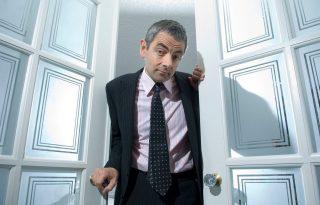 Mr. Bean gyesre megy a harmadik gyerekével