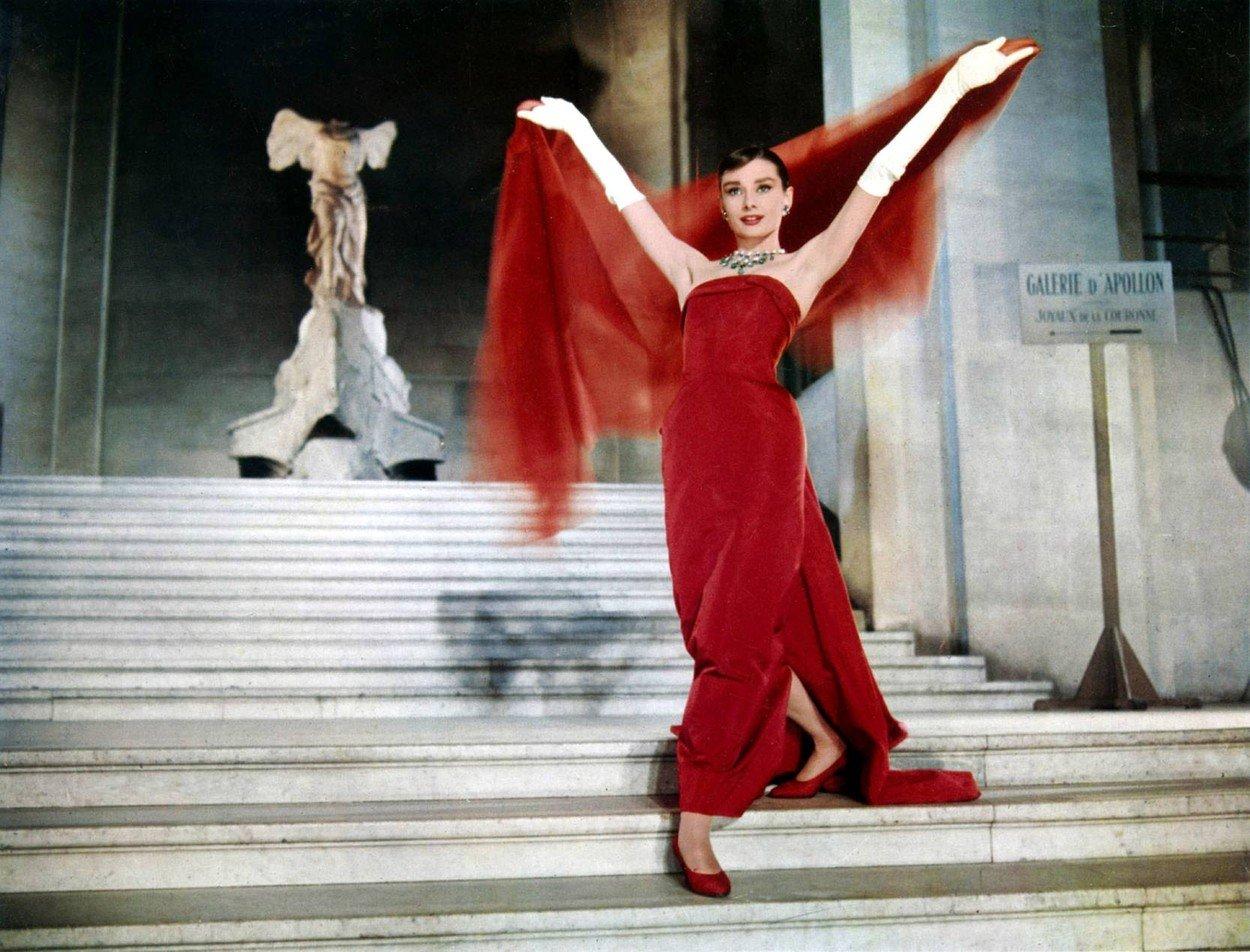 4. kép: Audrey Hepburn