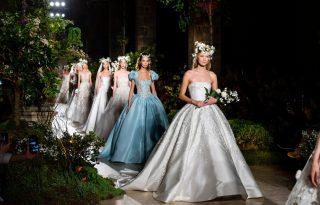 Haute couture esküvői ruhák: meghozzák a kedvet az esküvőhöz