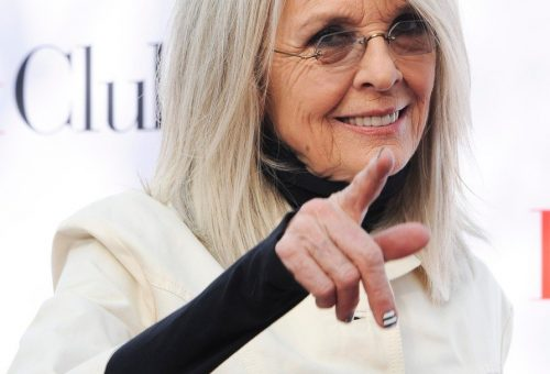 Retteghetnek az önjelölt divatdiktátorok: Diane Keaton fashionblogger lett