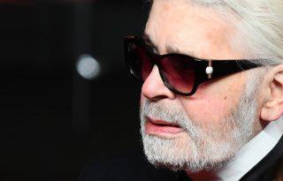 Elment a legendás divattervező, Karl Lagerfeld