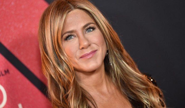 Jennifer Aniston jó tanácsa a 2021-es évre