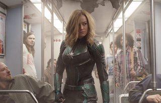 Brie Larson nem csak a mozivásznon szuperhős