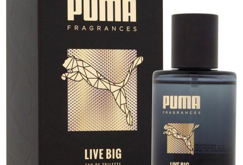 Itt a Puma első parfümcsaládja férfiaknak