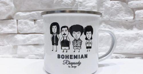 A Bohemian Rhapsody dekorelemnek sem utolsó