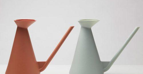 A designer locsolókannával az öntözés is stílusos lehet