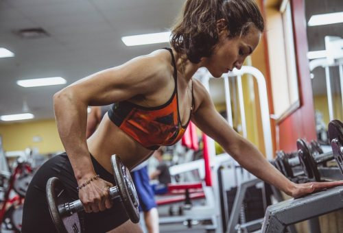 A nők az edzőteremben is hátrányban vannak