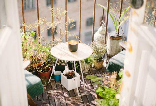 11 ötlet a csodás tavaszi balkonhoz