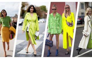 A legbátrabbak trendszíne: a lime