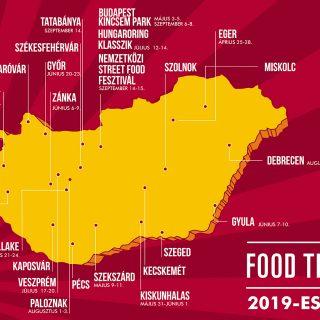 Minőségi street food érkezik a nagyvárosokba négy keréken