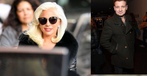 Csak pletyka, hogy Lady Gaga és Jeremy Renner egy pár?
