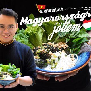 Elindult a Nosalty új videósorozata, a Magyarországra jöttem