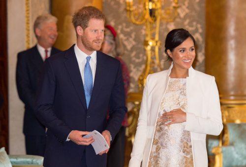 Meghan és Harry babáját Dianának fogják hívni?