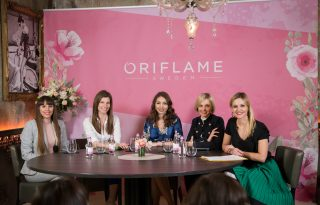 Oriflame élőben: rendhagyó nőnapi beszélgetés