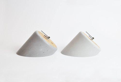 Aszimmetrikus betonóra, amivel még az ébredés is könnyebb