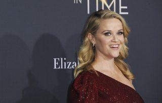 Reese Witherspoon a lehető legviccesebben reagált a terhességi pletykákra