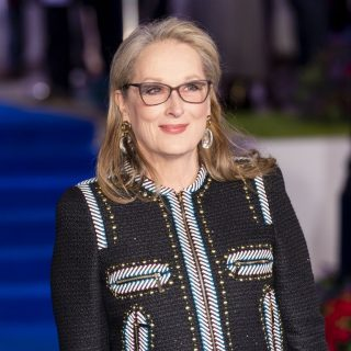 Meryl Streep nagymama lett