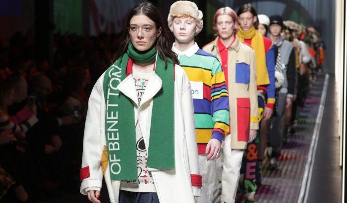 Jean-Charles de Castelbajac menti meg a Benettont?