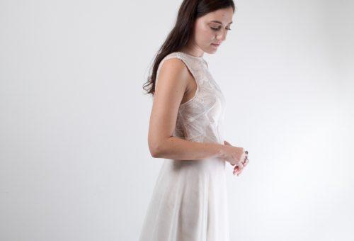 Feltörekvők: Nagy Dominika, a Pomponia esküvői ruhák tervezője