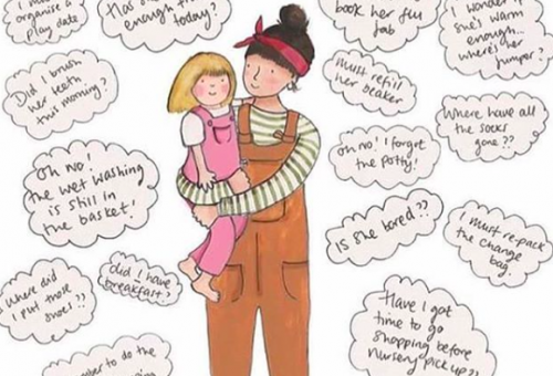 Anyatermészet: az újdonsült anyák az Instagramon fedik fel legsötétebb titkaikat