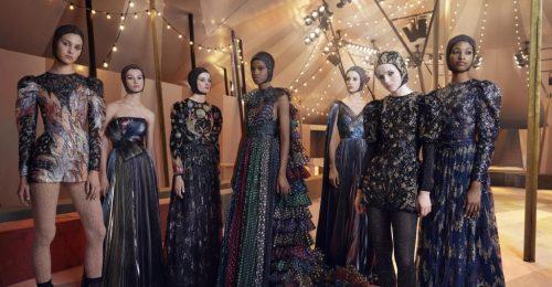 Folytatódik a Dior couture-csodája