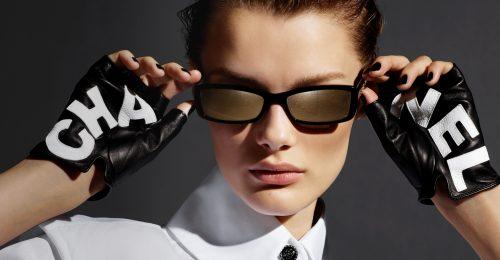 Tengerpartra való napszemüvegek a Chaneltől