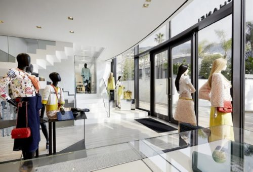 Dupla butikot nyitott a Chanel Monacóban