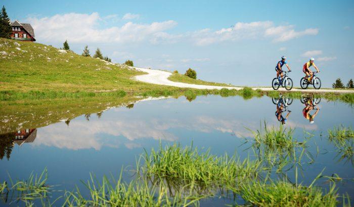 Kerékpáros kirándulások Stájerországban
