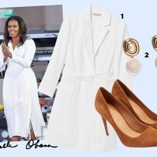 Inspirálódjunk Michelle Obama stílusából