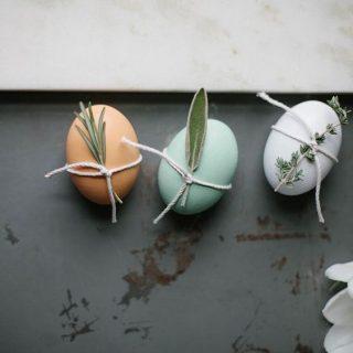 ÖKO: így készítsünk húsvéti tojást természetes összetevőkkel