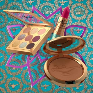 Jázmin és Aladdin szerelmére épült a tavasz legszebb sminkkollekciója