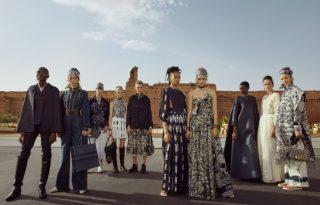 Marrákesi álom a Dior Cruise kollekciója