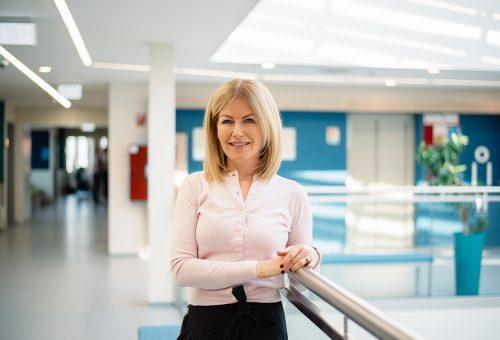 A munkám a szenvedélyem: Valkó Eszter, The British International School Budapest pénzügyi és operatív igazgatója