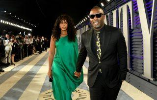 Idris Elba megnősült a hétvégén